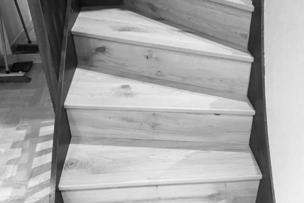 habillage d escalier abaca salom. Black Bedroom Furniture Sets. Home Design Ideas
